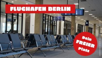 Berliner Flughafen (BER) Probebetrieb zum Nachspielen