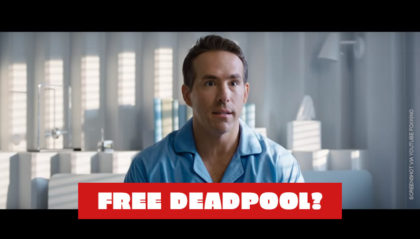 Free Guy Trailer Deutsch mit Ryan Reynolds