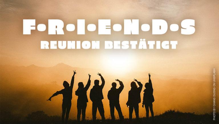 Friends-Reunion 2020: Kult-Sitcom kehrt zurück