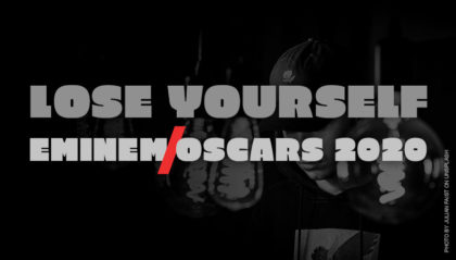Oscars 2020: Eminem - Lose Yourself (Live-Performance)