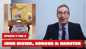 Corona-Virus zum 3. Mal bei John Olivers Last Week Tonight