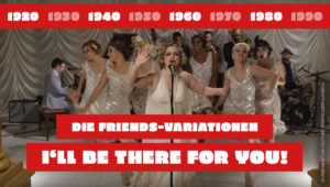 I'll Be There For You (Friends-Reunion) Postmodern Jukebox Feat. The Rembrandts