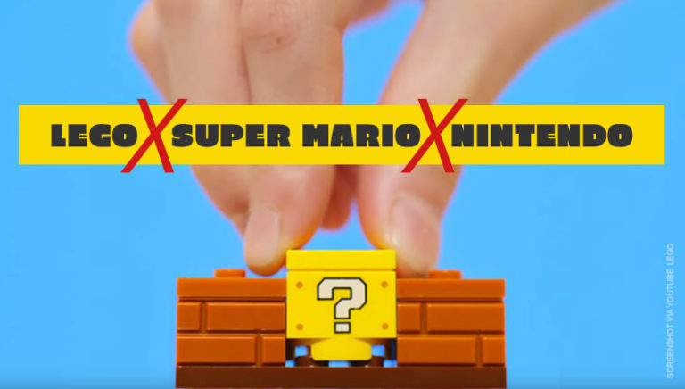 LEGO Super Mario (Kooperation mit Nintendo)