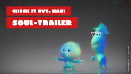 Soul (Offizieller Trailer Deutsch) von Pixar und Disney-Film