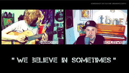 We Believe in Sometimes - Fury In The Slaughterhouse (Neuer Song Musikvideo)