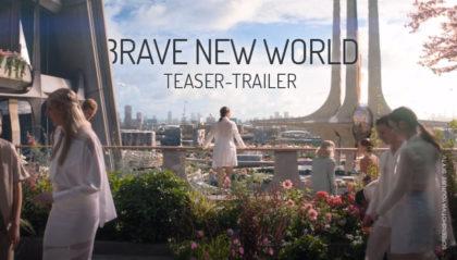 Brave New World Serie Teaser-Trailer Deutsch