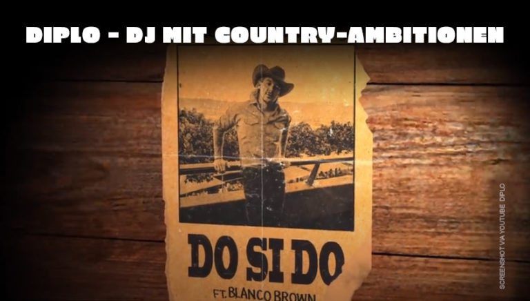 Diplo Feat. Blanco Brown - Do Si Do (Offizielles Musikvideo)