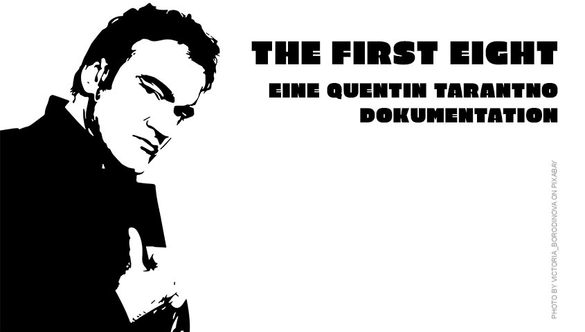 Quentin Tarantion Dokumentation The First Eight (Arte / YouTube)
