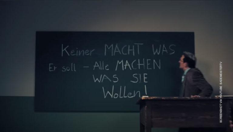 Die Ärzte - Morgens Pauken ist die neue Single aus dem Ärzte-Album HELL