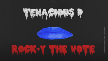 Tenacious D - The Time Warp (Rocky Horror Picutre Show) für Rock The Vote
